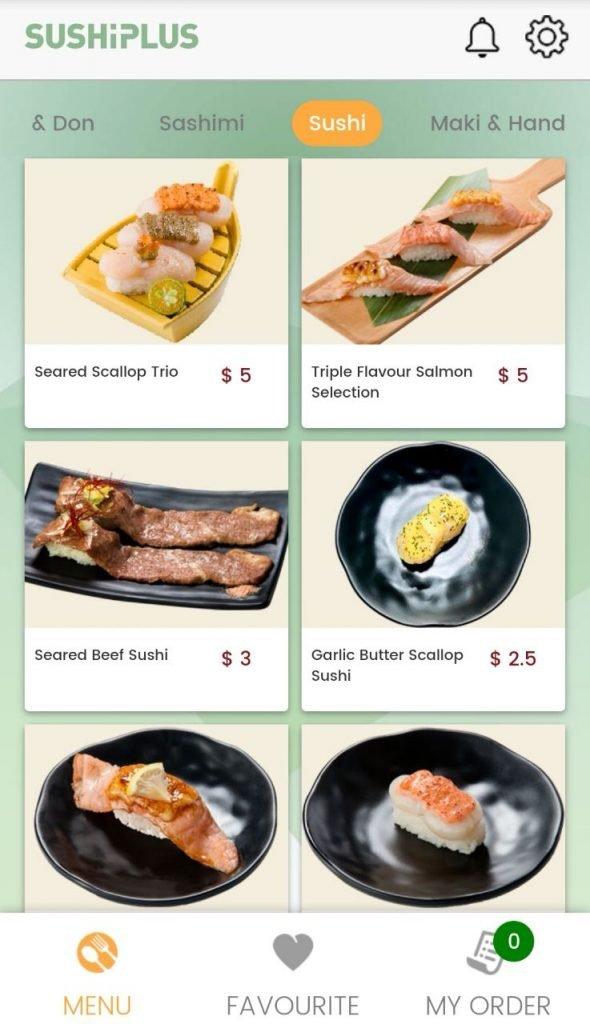 1 sushi 1
