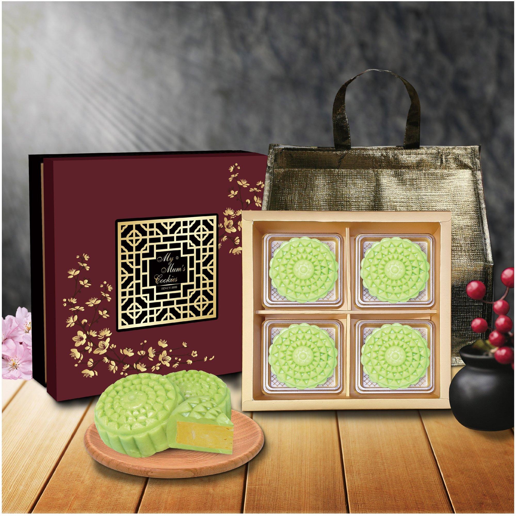 Mao Shan Wang Durian Mooncake Gift Set