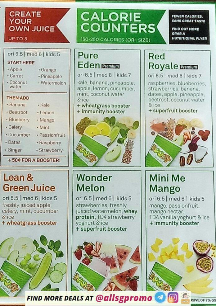 boost-juice-menu