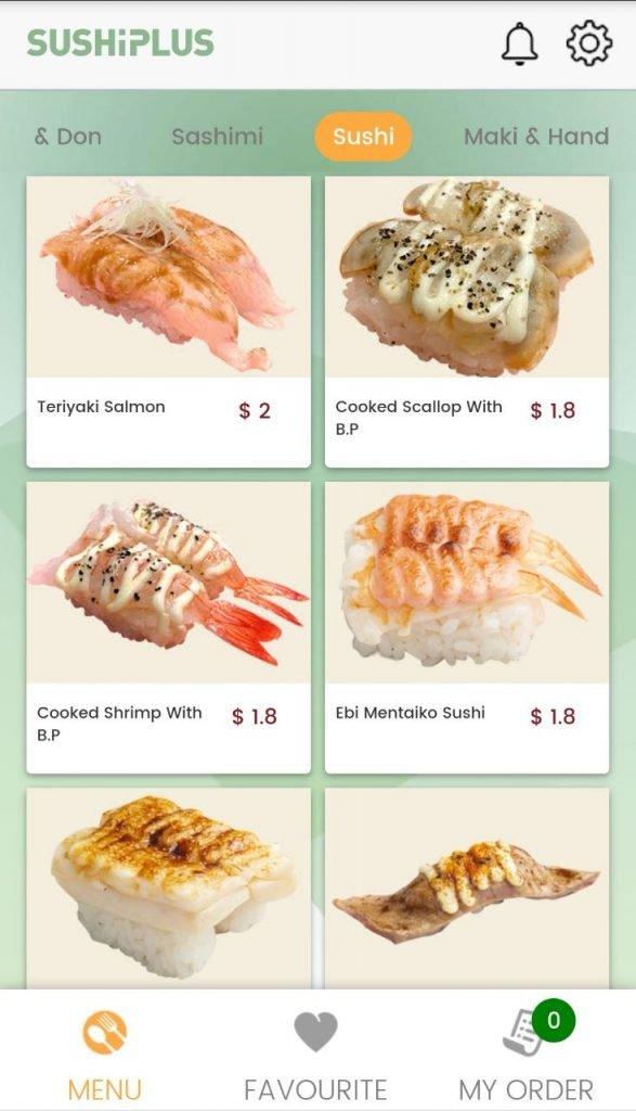3 sushi 1