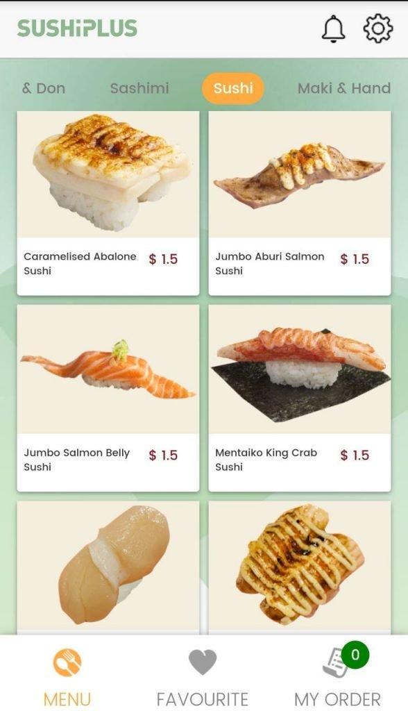 7 sushi 1