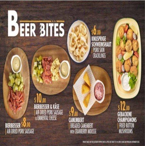 Brotzeit BeerBites