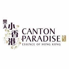 Canton Paradise Menu.