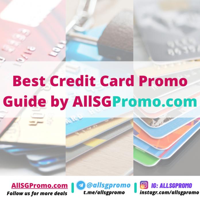 Credit Card Promo in Singapore 2021