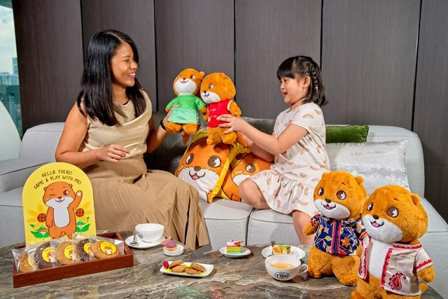 High tea with Otah Friends