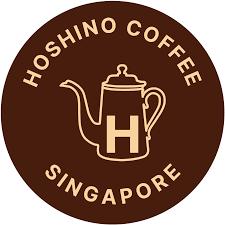 Hoshino Coffee Menu