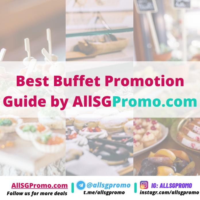 buffet promotion
