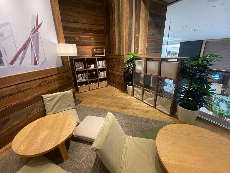 Muji Changi Jewel Lounge 2