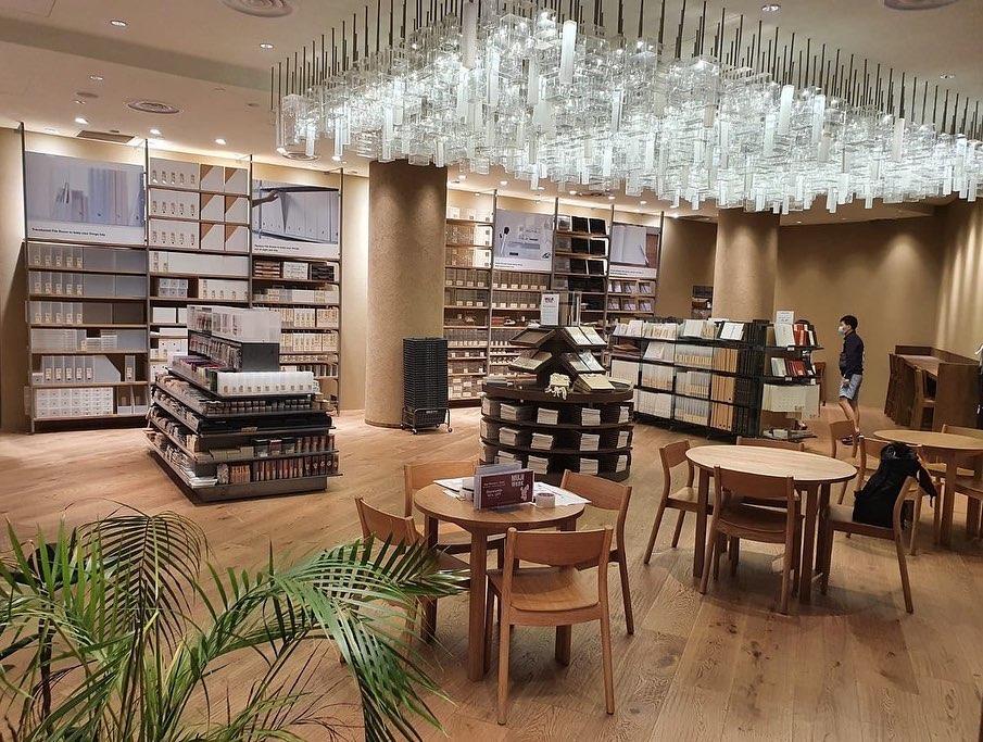 Muji Changi Jewel Lounge 4