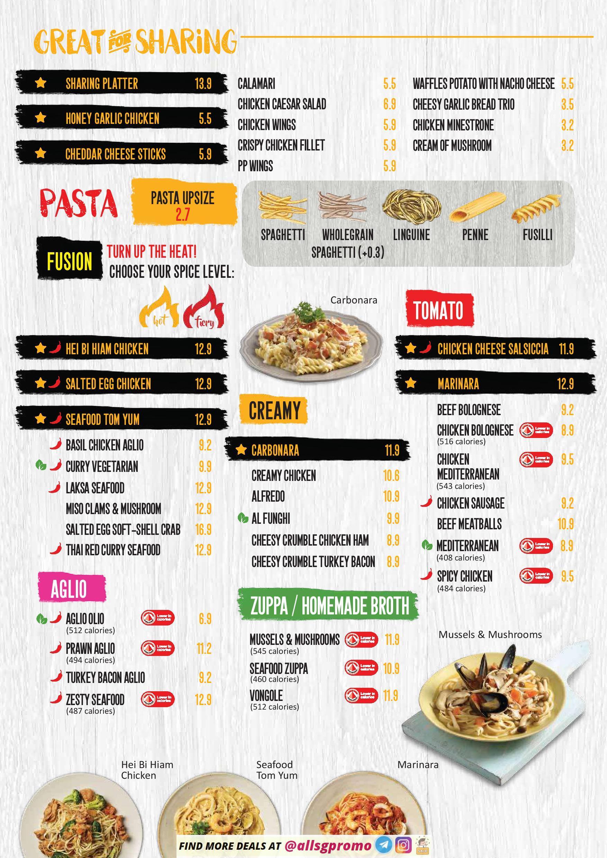 Pastamania OnlineMenu page 001