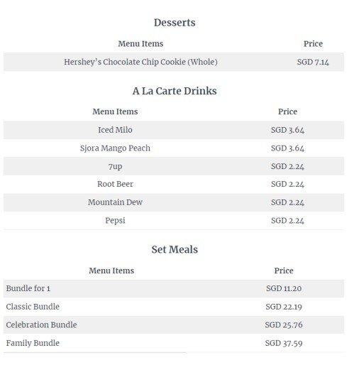 Pizza Hut Menu: Pizza Hut& Prices (2021)