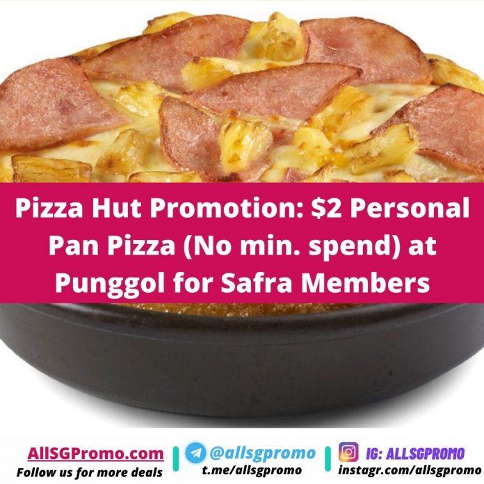 Pizza hut promo