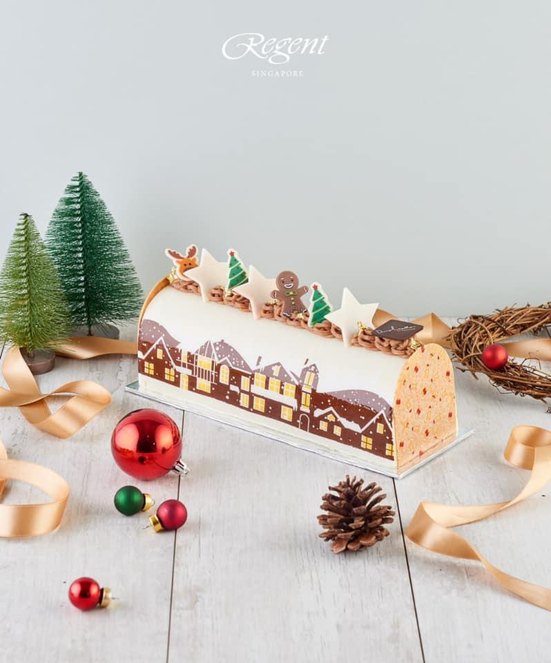 Regent Log Cake Promotion 3