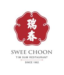 Swee Choon Menu.