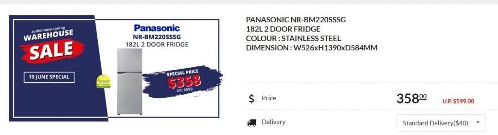 audio-house-warehouse-sales-catalogue-door-fridge