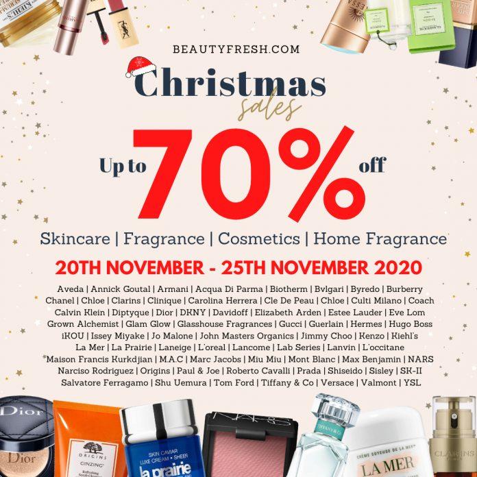 beautyfresh warehouse sales