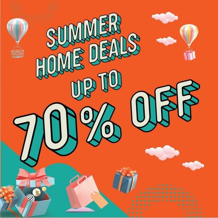 bhg summer sales promotion