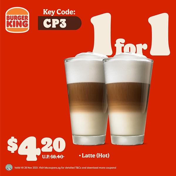 burger king promo code and coupon