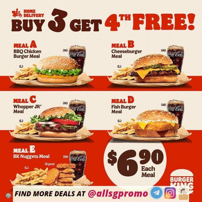 burger king promotion 2
