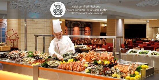 carousel buffet promotion