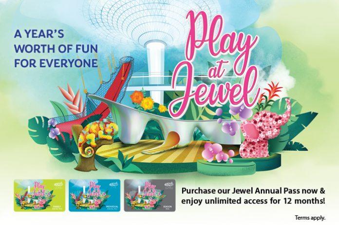 changi jewel promotion 1