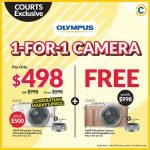 courts 1 for 1 camera promotion
