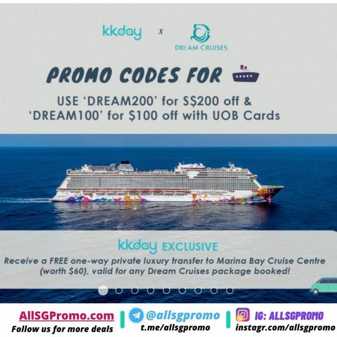 cruise promotion singapore