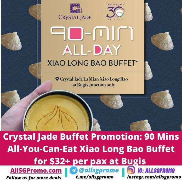 crystal jade promotion