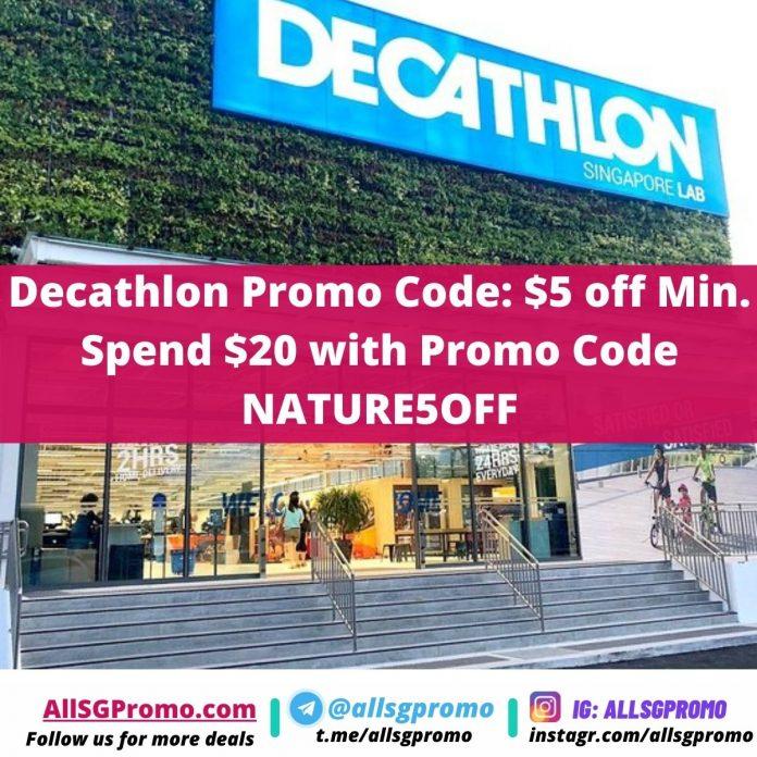 decathlon promo code 2