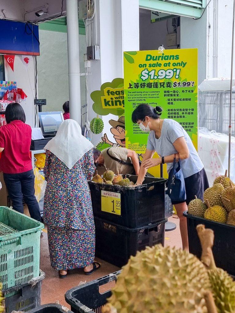 durian promo