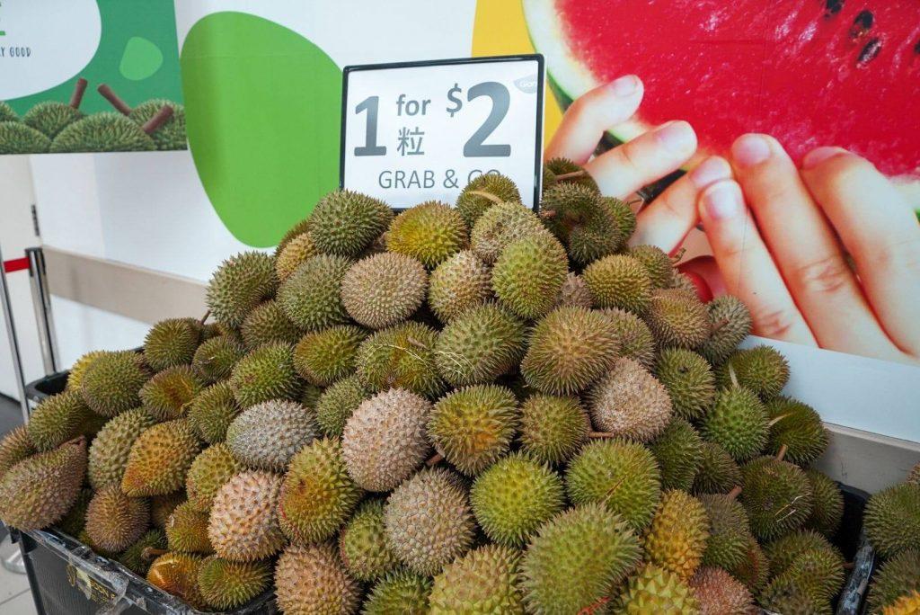 durian promo giant