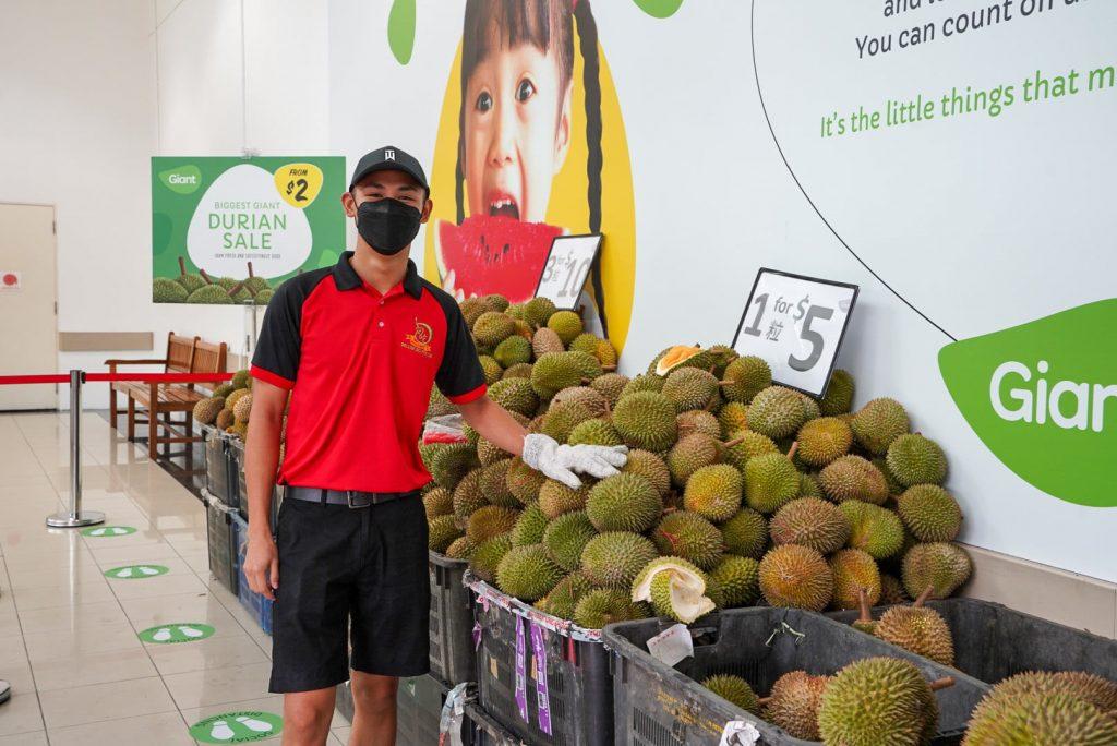 durian promo giant promo july 2