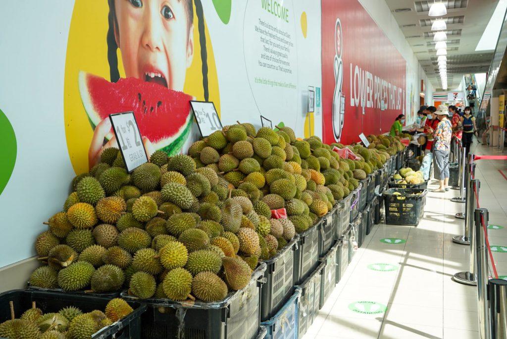 durian promo giant promo stocks