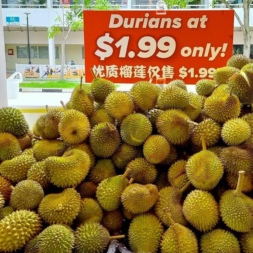 durian promo ntuc 1