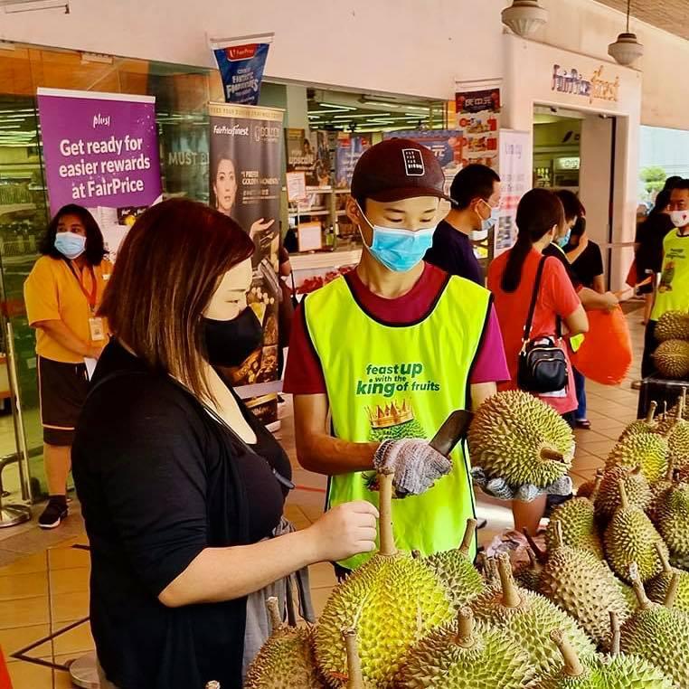 durian promo ntuc 2