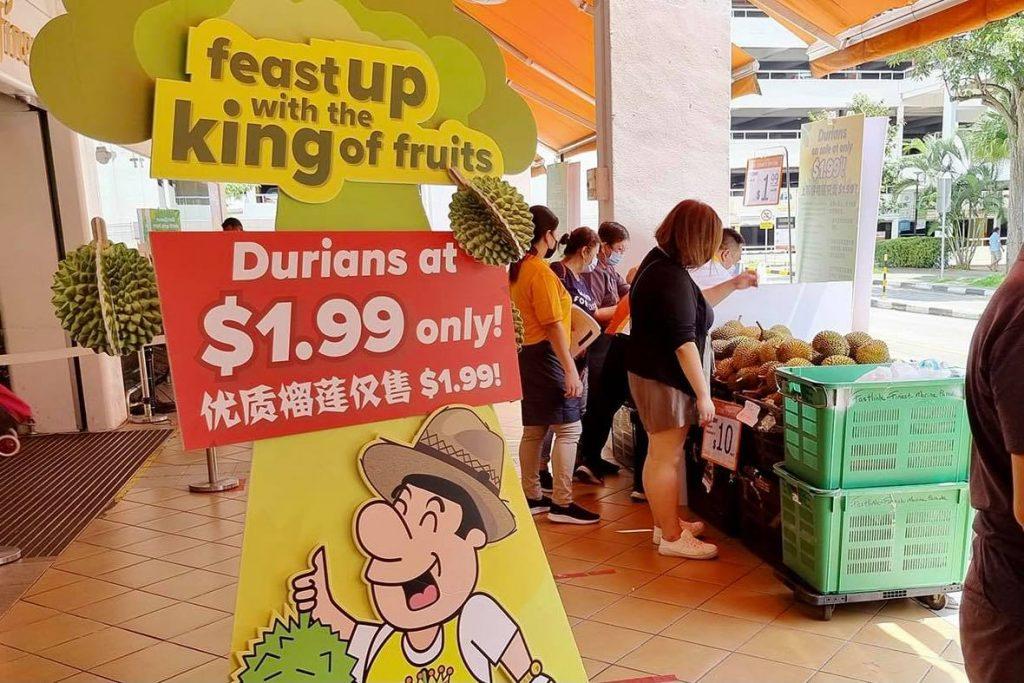 durian promo ntuc 3