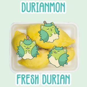 Durianmon Fresh Durian