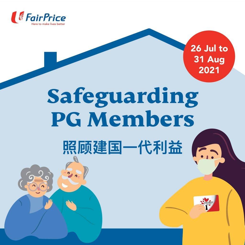 fairprice pg discount