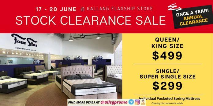 four star mattress warehouse sale 1