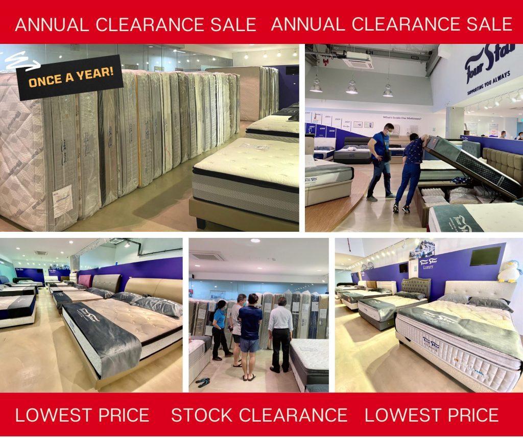 four star mattress warehouse sale deal