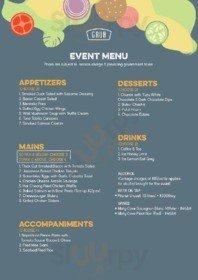 grub menu event
