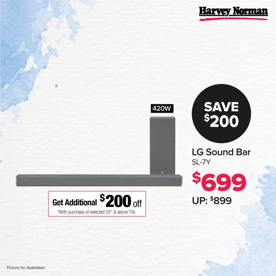 harvey norman soundbar warehouse sales 2