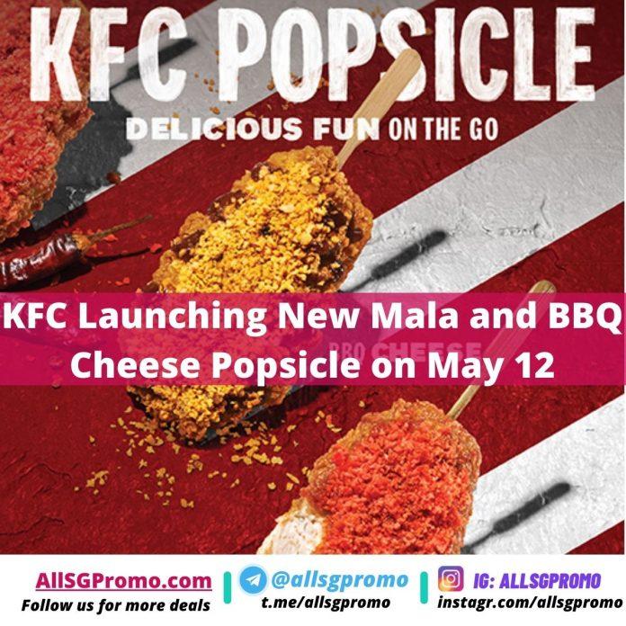 kfc popsicle may