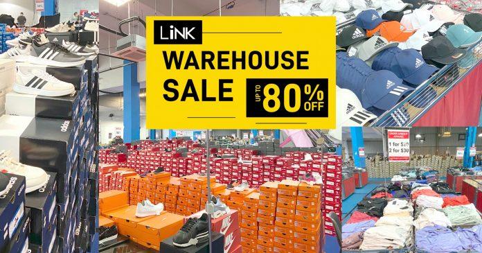 link warehouse sales november 2020