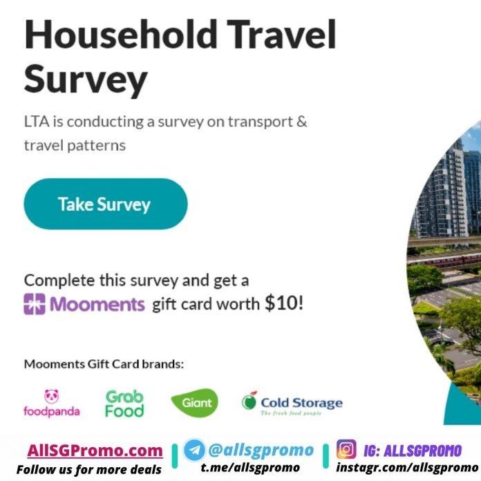 lta transport survey