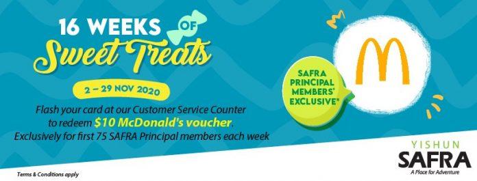 mcdonald promotion free 10 voucher for safra members