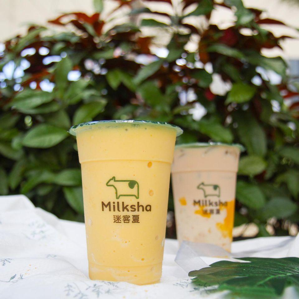 milksha mango series