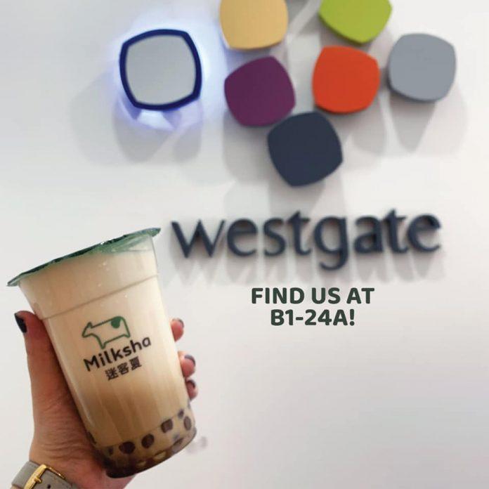 milksha westgate opening promotion