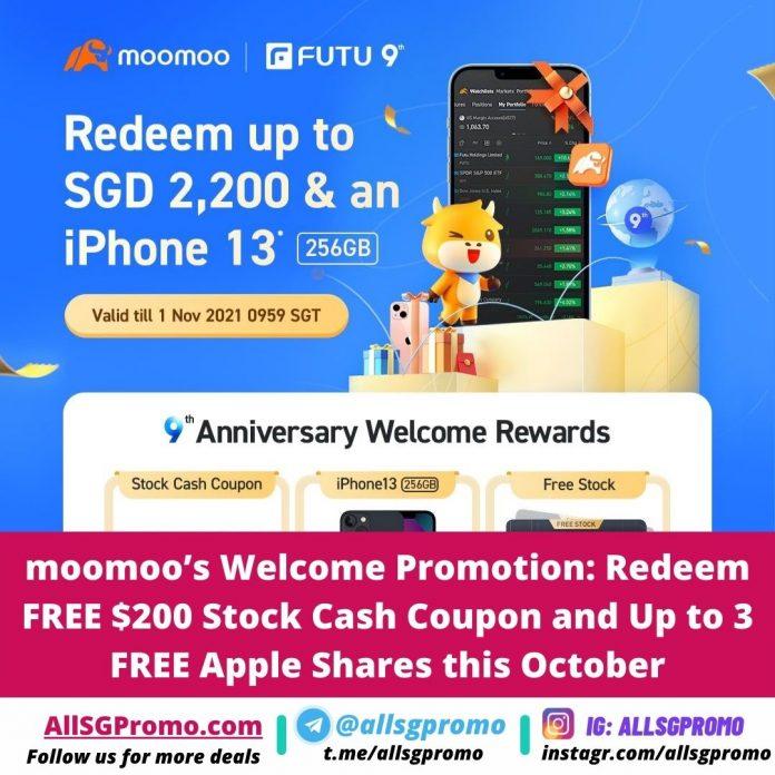 moomoo promotion
