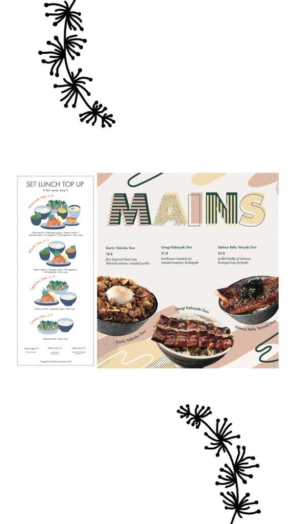 omote menu page 13